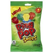 Ring Pop Sour Candy Variety Pack, Assorted Flavor Lollipops