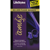 LifeStyles Massagers, Pleasure, His & Hers
