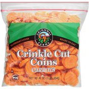 Grimmway Farms Crinkle Cut Coins Carrots