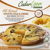 CedarLean Frittata, Egg White, Roasted Chile & Cheese