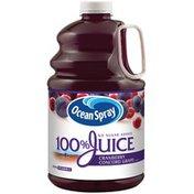 Ocean Spray Cranberry & Concord Grape Flavor 100% Juice