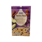 Rdy Instant Oat Meal Variety Pack