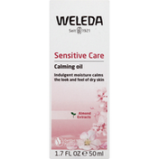 Weleda Calming Oil, Sensitive Care, Almond Extracts