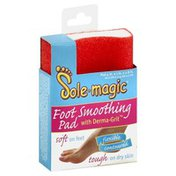 Sole Magic Foot Smoothing Pad, Derma-Grit, Box