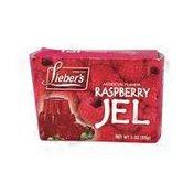Lieber's Raspberry Jello