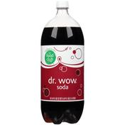 Food Club Dr. Wow, Soda