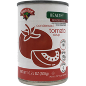 Hannaford Condensed Tomato Soup Healthy