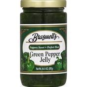 Braswell's Jelly, Green Pepper