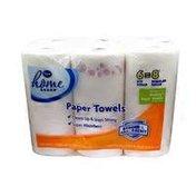 Kroger Home Sense Paper Towels