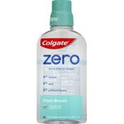 Colgate Mouthwash, Antigingivitis, Antiplaque, Fresh Breath