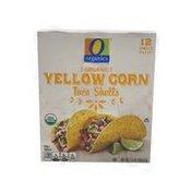 O Organics Organic Yellow Corn Taco Shells