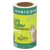 Evercare 1 Lint Roller, Extreme Stich Plus, Refill
