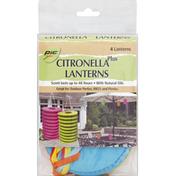 Pic Lanterns, Citronella Plus