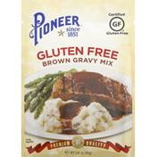 Pioneer Brown Gravy Mix, Gluten Free