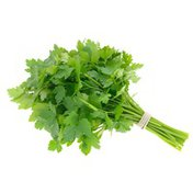 BUNCHED ORGANIC CURLY PARSLEY