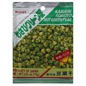 Kasugai Hot Green Peas, Roasted