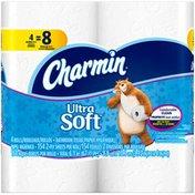 Charmin Ultra Soft Toilet Paper Double Rolls Toilet Tissue