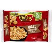 Ore-Ida Diced Hash Brown Potatoes