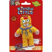 Fat Cat Catnip Toy, Kitten Little