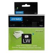 Dymo Large White Address Labels