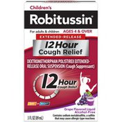 Children's Robitussin Children's Cold and Flu Medication