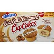 Hostess Cup Cakes, Sea Salt Caramel
