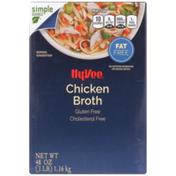 Hy-Vee Chicken Fat Free Broth