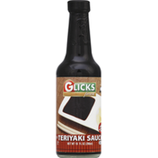 Glicks Teriyaki Sauce, Imitation