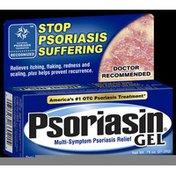 Psoriasin Psoriasis Relief Gel