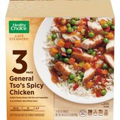 Healthy Choice Cafe Steamers General Tso Spicy Chicken