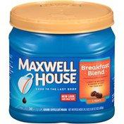 Maxwell House Breakfast Blend Ground Coffee