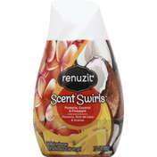 Renuzit Gel Air Freshener Plumeria, Coconut & Pineapple