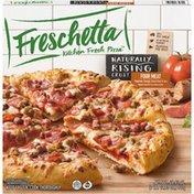 FRESCHETTA Naturally Rising Crust Four Meat Pizza