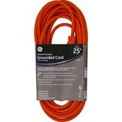 GE Cord, Grounded, General Purpose, Indoor Outdoor