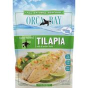 Orca Bay Seafoods Tilapia, Farm Raised