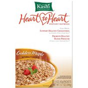 Kashi Heart to Heart Golden Maple Instant Oatmeal