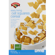 Hannaford Oat Squares Cereal