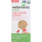 Wellements Constipation Support