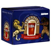Firestone Walker Ale, Double Barrel