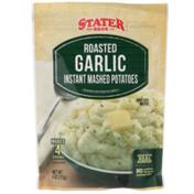 Stater Bros. Markets Roasted Garlic Instant Mashed Potatoes Seasoned With Roasted Garlic