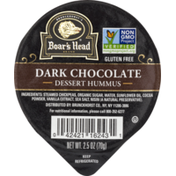 Boar's Head Dessert Hummus Dark Chocolate