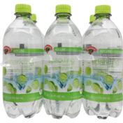 Hannaford Key Lime Sparkling Water