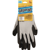 Midwest Gloves, Non-Slip, Gripping, Large