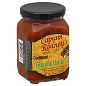 Captain Rodneys Salsa, Caribbean Tequila Lime