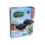 Garden Lites Muffins, Chocolate Krabby Square