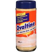 Ovaltine Malted Milk Drink Mix