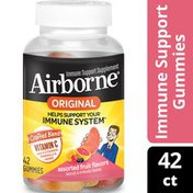 Airborne® Assorted Fruit Flavored Gummies - 750mg of Vitamin C and Minerals & Herbs Immune Support