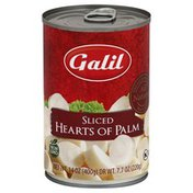 Galil Hearts of Palm, Sliced