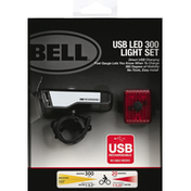 Bell Light Set, USB LED 300