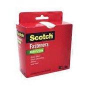 """Scotch White 3/4"""" X 12' Multi Purpose Fastener"""